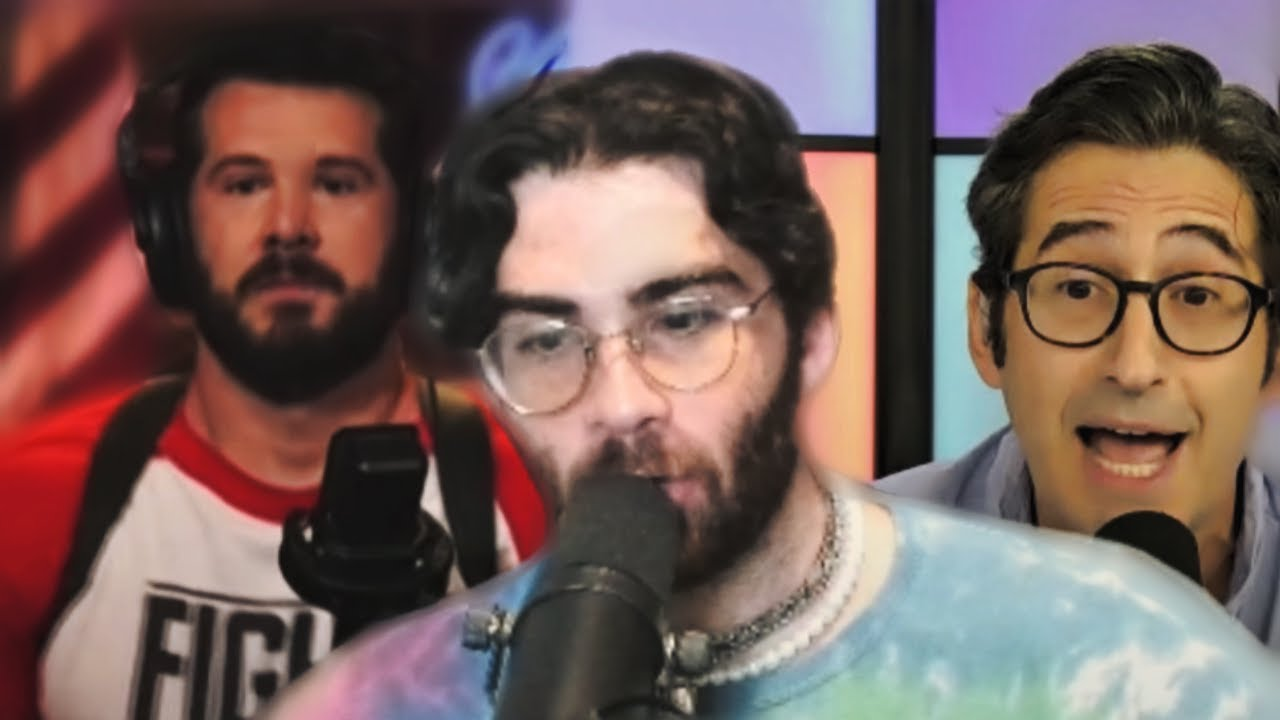 Hasanabi Reacts to Ethan Klein Debates Steven Crowder (Ft. Sam Seder)
