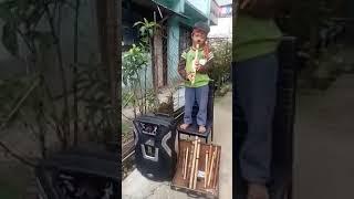 10,000 reasons flute version - Igorot kid playing flute 10,000 reasons