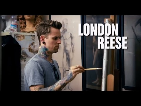 Intenze Creative Academy - Tattoo Artists Painting and Learning in Florence, Italy