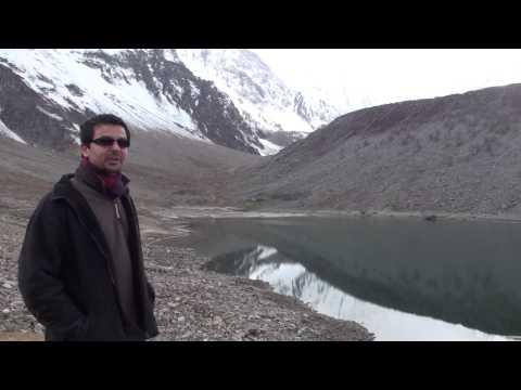 Breakfast at Rama Lake, Astore, Gilgit, Baltistan, Pakistan - Nanga Parbat