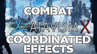 Atavism Online - Combat (part 4) - Coordinated Effects