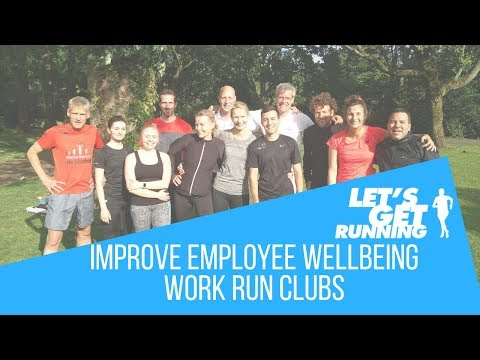Let's Get Running- Work Run Clubs