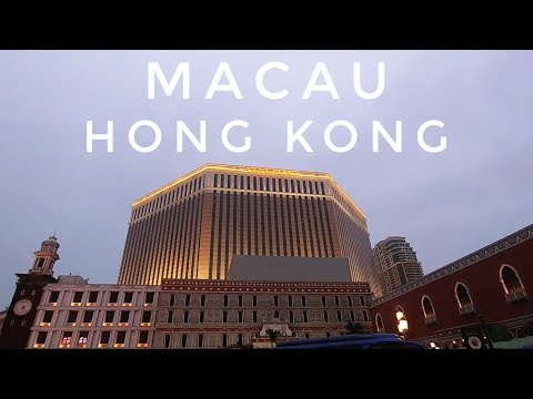 Macau & Honk Kong 2018 | Travel Stories