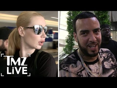 Iggy Azalea Marrying French Montana? (TMZ Live)
