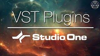 Adding 3rd Party VST Plugins to Studio One 2 (32Bit)