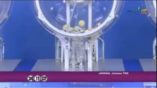 Resultado da Lotofácil concurso 1163 dia 26/01/2015 (Momento da Sorte - RedeTV)
