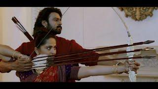Bahubali2 mass Arrow fight scene Tamil HD