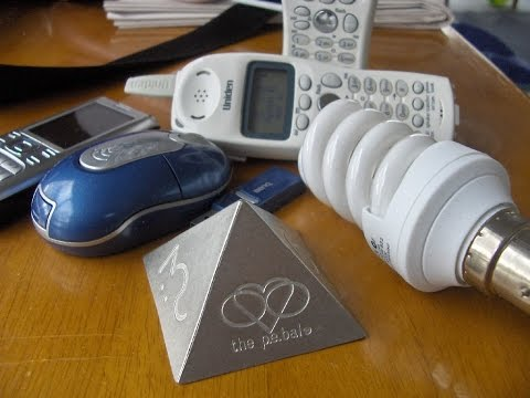 The P.e.bal (Pyramid Energy Balancer) EMF Protection & Energy Balancing powerhouse