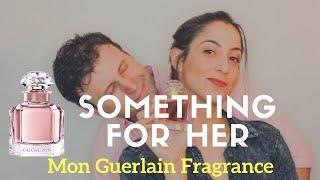 GUERLAIN Mon Guerlain Eau de Parfum REVIEW   Fragrance for her