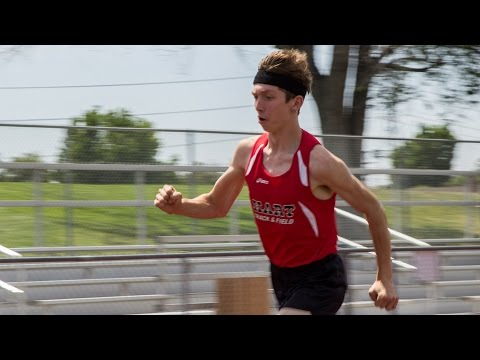 No Such Thing As A Disability: The story of a runner with cerebral palsy