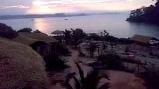 Sundowner, Palolem beach, Goa