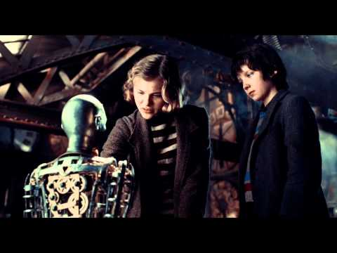 """Official """"Hugo"""" Trailer- In Theaters November 23"""