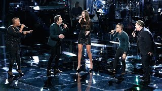 The Voice 2015 -- Team Adam  'Diamonds'