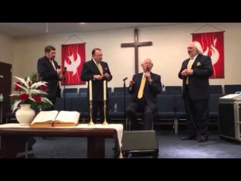 Scenes From A Southern Gospel Concert Featuring The Songfellow Quartet Of Nashville, Tenn.