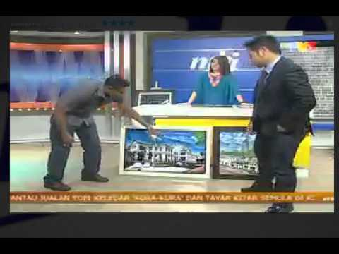 Malaysia Hari Ini 15/02/2013 ( Live Interview ) Travel Video