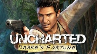 Скачать Uncharted Drake S Fortune Full Gameplay Walkthrough Longplay Nathan Drake Collection
