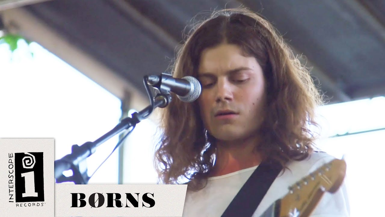 BØRNS – Electric Love (Live at Lollapalooza)