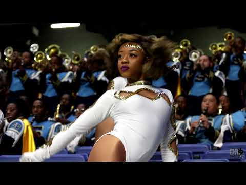 Southern University Fabulous Dancing Dolls-