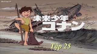Phim Hoạt Hình Tuổi Thơ    Conan Cậu Bé Đến Từ Tương Lai (Thuyết Minh + Full HD)    Tập 25