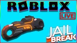 I GOT 1M ON JAILBREAK! - ROBLOX LIVE