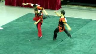 Wushu Competition