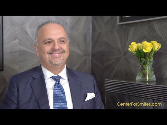 Center for Smiles Testimonials - Who Is Dr. Rallis?