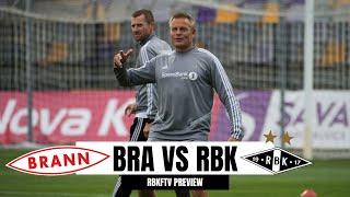 Brann - Rbk Preview | Trond Henriksen På Audition!