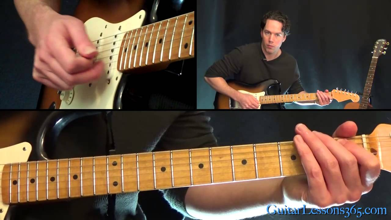 Foreplaylong Time Guitar Lesson - Boston - Main Solo - Youtube-6202