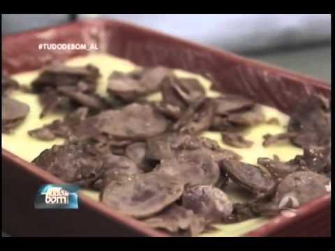 Culinária: Nhoque de forno