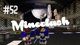 MINECRAFT STAR WARS: THE FORCE AWAKENS SPACE RACE - MINECLASH (EP.52)