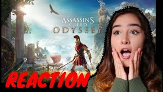 Assassin's Creed Odyssey |  E3 2018 Official World Premiere Trailer Reaction