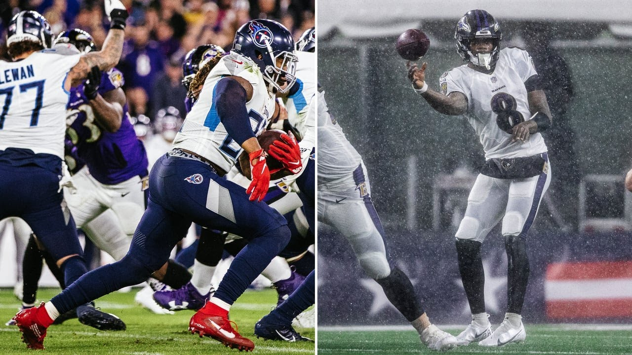 How to watch Ravens vs. Titans: Week 11 game time, TV, odds and ...