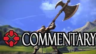 Tera - Berzerker Gameplay Commentary