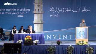 Establishing a Living Faith in God - Jalsa Salana USA 2014
