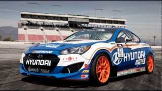 Hyundai RMR Genesis Coupe 2013 Videos