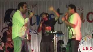 Naatil Veetil-Gopi Sunder live feat. L.S.D