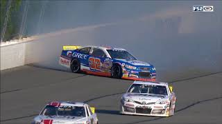All ARCA Crashes from Pocono (2018)
