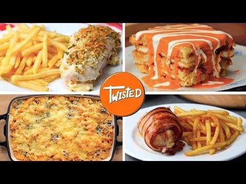Chicken Bake 9 Ways