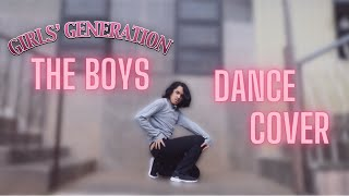 SNSD (소녀시대) - The Boys (Dance Cover)