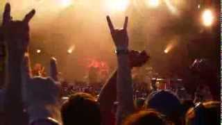 SAXON To Hell And Back Again - Live At BANG YOUR HEAD Festival 2013