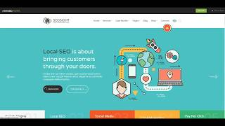 10 Best WordPress Theme for SEO Company - SEO Optimized