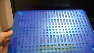 жорсткий чохол iPearl mCover для 11.6'' Делл Інспірон 11 3162 / 3164 установки
