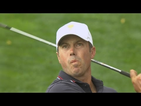Kuchar birdies No. 1 on Day 1 of The Presidents Cup