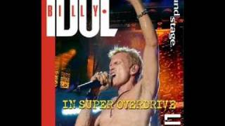 Watch Billy Idol Super Overdrive video