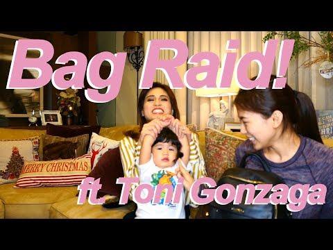 Toni's Bag Raid by Alex Gonzaga
