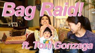 Toni's Bag Raid by Alex Gonzaga