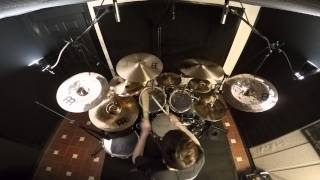 AFTER THE BURIAL - Pennyweight (Drum Playthrough)