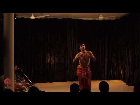 Todaya Mangalam Bharatanatyam Performance by Suhail Bhan