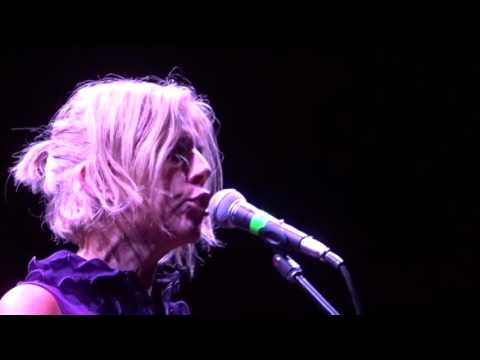 Belly - Dusted - Bowery Ballroom NYC - Live Concert - 8/11/16 Tanya Donelly - New York City