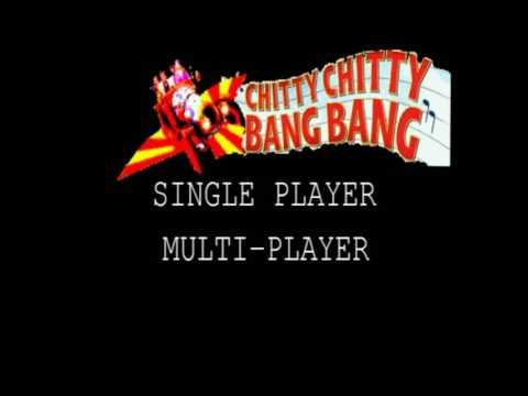 Chitty Chitty Bang Bang 8 bit style